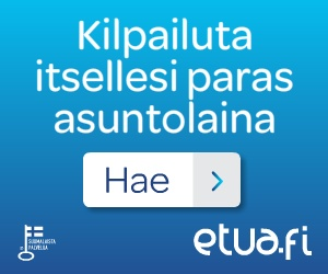Etua.fi auttaa asuntolainan kilpailuttamisessa!