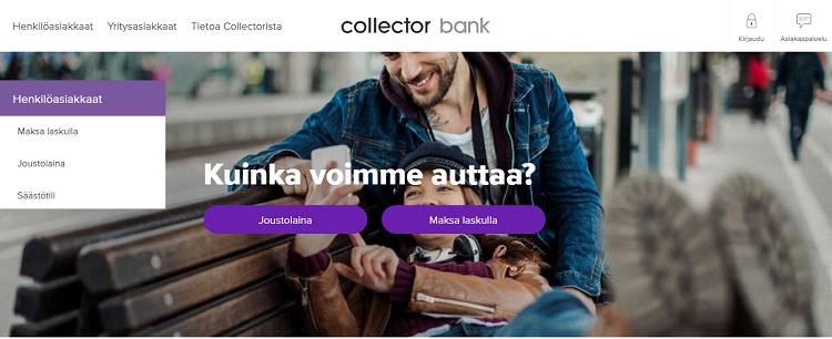 Collector pankki