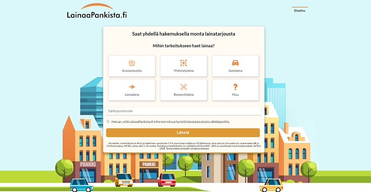 LainaaPankista.fi